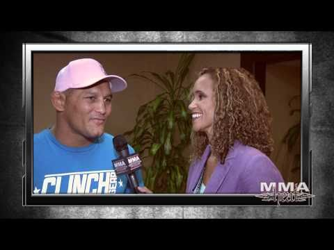 Dan Henderson talks Babalu fight Babalus Definitely Going to Be a Big Challenge