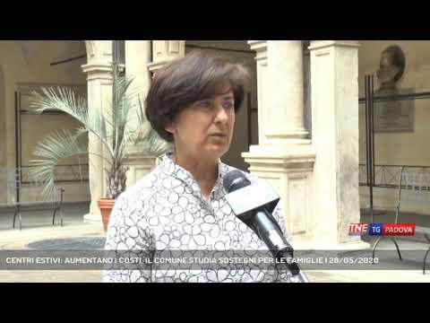 CENTRI ESTIVI: AUMENTANO I COSTI, IL COMUNE STUDIA SOSTEGNI PER LE FAMIGLIE   28/05/2020