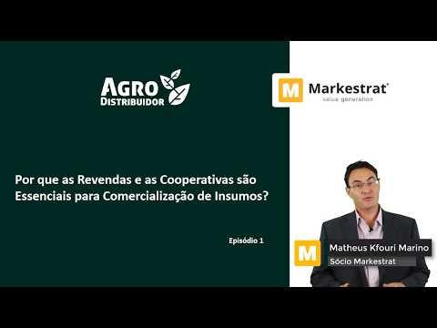Por que as revendas e as cooperativas são essenciais para a comercialização de insumos? - Episódio 1