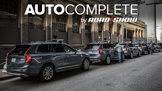 AutoComplete: Uber buys 24,000 Volvo XC90s for self driving program by Roadshow