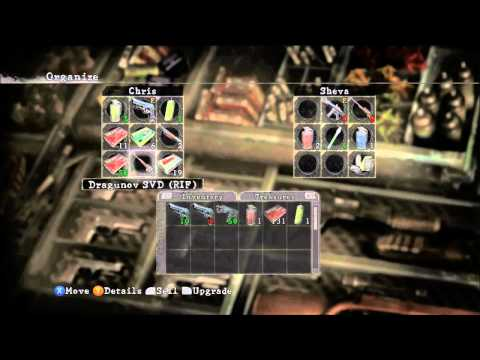 preview-Let\'s Play Resident Evil 5 - 009 - Two bosses, one video (ctye85)