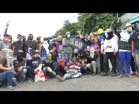 Βενεζουέλα: Νέες ταραχές ανήμερα της γενικής απεργίας- Δύο νεκροί
