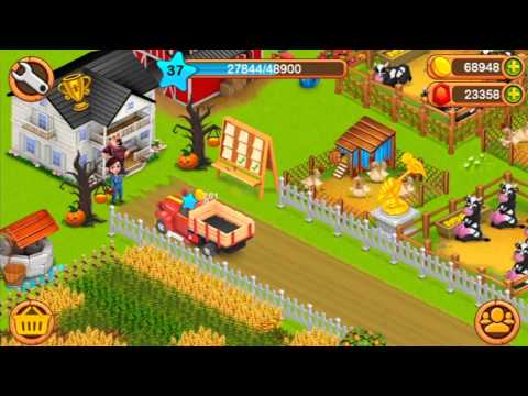 Video of Beautiful Farm: Happy Times
