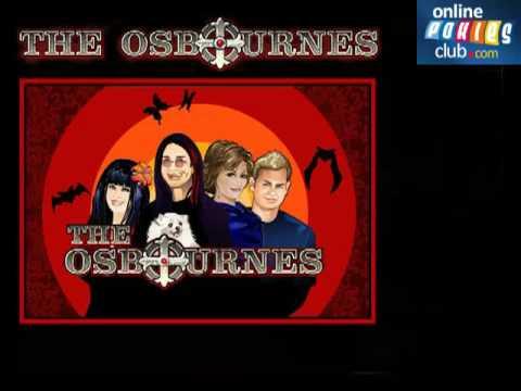 The Osbournes Pokie