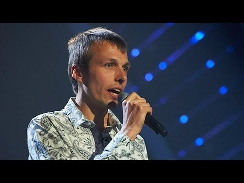 Kandis - Watch hapless Latvian comedian Gatis Kandis amuse the audience with his unique stand-up comedy routine. See more from Britain's Got Talent here: http://itv.c...