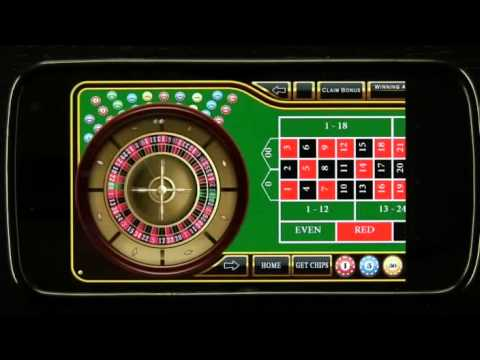 Video of Roulette - Casino Style!