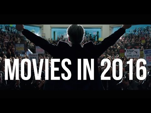 """""""Movies in 2016"""" - I made a mashup trailer celebrating this year in film"""