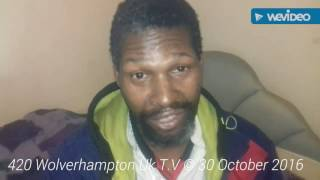 Wolverhampton United Kingdom  city photos gallery : 420 Wolverhampton Uk T.V 30th October 2016