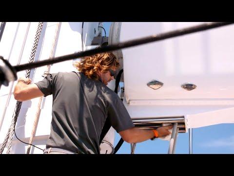 Below Deck: Sailing Yacht Season 1 Episode 14 | AfterBuzz TV