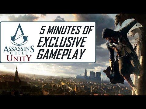 assassins - Hello la confrérie, j'espère que vous allez tous bien bande d'Assassins ! Aujourd'hui, on vous propose de visionner plus de 5 minutes de gameplay d'Assassin's Creed Unity. Vous...