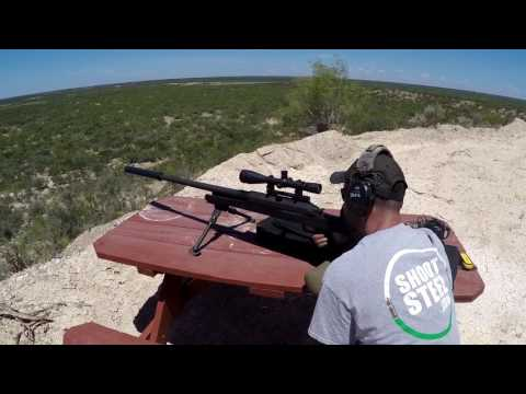 Armalite AR-50 – Shoot Steel
