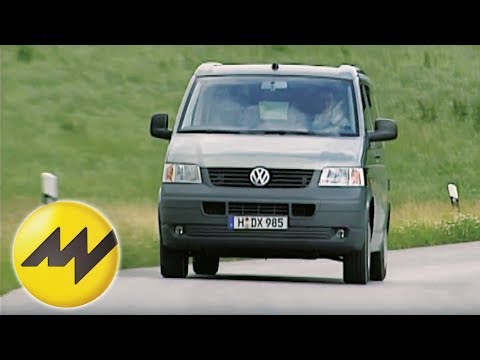 VW T5 California 1.9 TDI: Der Reisemobil-Klassiker im Motorvision-Test