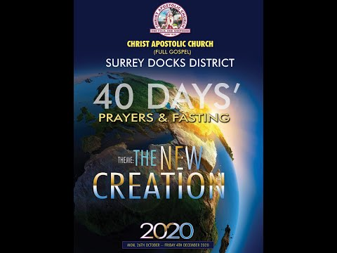 Day2 of 40days fasting & Prayr.Topic:PRAISE GOD WHO SATISFIES HIS CREATURES-Ps145:15-16 By Dcns Ethe