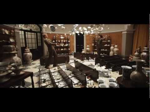 Cloud Atlas 6 Min. Featurette 'Multitude of Drops'