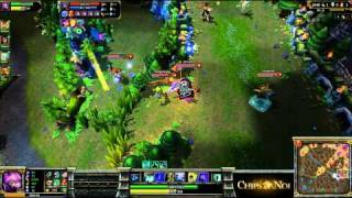 (HD066) 5c5 Régicide -part 2- League Of Legends Replay [FR]