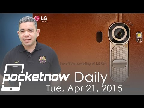 LG G4 camera teaser, Android 5.5.1, Windows 10 launch & more – Pocketnow Daily