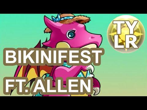 [Puzzle & Dragons] Bikinifest Ft. Allen