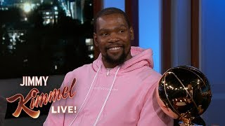 Video Kevin Durant on J.R. Smith Blunder, LeBron James & Partying After Finals Win MP3, 3GP, MP4, WEBM, AVI, FLV Agustus 2018