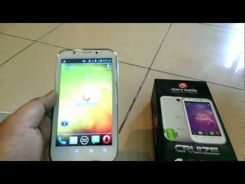 Cherry Mobile Cruize Unboxing and Initial Review