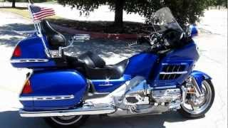 1. 2005 Honda Goldwing GL1800 30th Anniversary For Sale