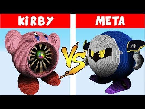 Super Smash Bros. Ultimate vs. Minecraft - (Kirby vs Meta Knight) - Thời lượng: 4 phút, 35 giây.
