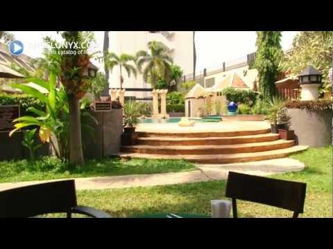 Lantana Pattaya Hotel & Resort 3★ Hotel Pattaya Thailand