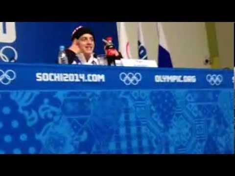 Mark McMorris wins Bronze at Sochi 2014 Olympics