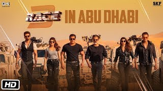 Video Race 3 | BTS of Race 3 in Abu Dhabi | Salman Khan | Remo D'souza MP3, 3GP, MP4, WEBM, AVI, FLV November 2018