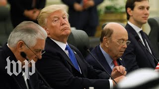 Video Why Trump and Tillerson just didn't get along MP3, 3GP, MP4, WEBM, AVI, FLV Mei 2018