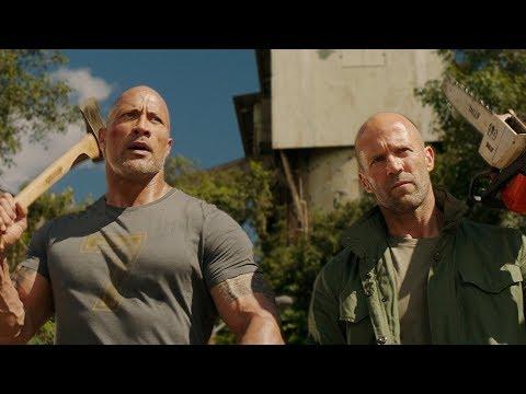 'Fast & Furious Presents: Hobbs & Shaw' Final Trailer