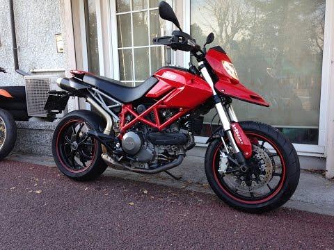 Suntum Motors 2010 Ducati Hypermotard 796