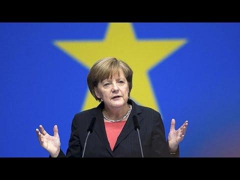 El liderazgo de Merkel convierte a la canciller en Persona del Año para Time