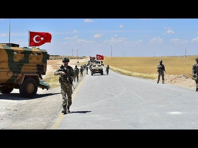 The US Decision to Withdraw from Syria and the Turkish Incursion
