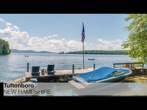 Video of 32 Barber Pole Road | Tuftonboro, New Hampshire vacation cottage