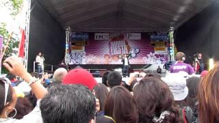Video pooh @ barrio fiesta sa london 2011 MP3, 3GP, MP4, WEBM, AVI, FLV Juli 2018