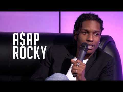 @asvpxrocky on Past Relationships: 'She Not The Only Pop Star Getting Ji**ed On!'
