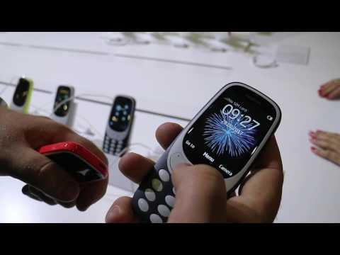 Nokia 3310, anteprima dal MWC 2017