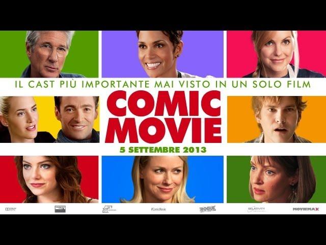 Anteprima Immagine Trailer Comic movie