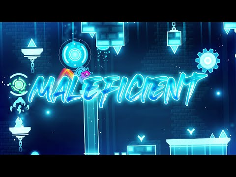 """MALEFICIENT"" by Balli [Geometry Dash 2.113]"