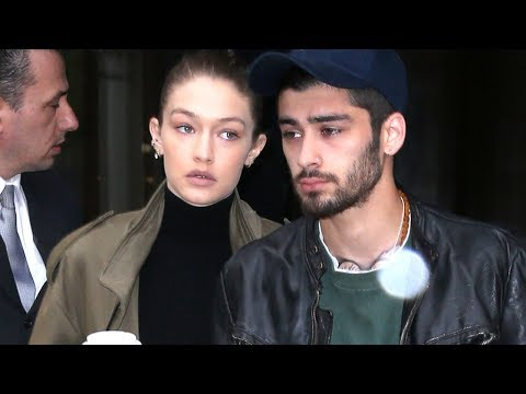 Gigi Hadid RESPONDS to Zayn Malik Breakup Rumors