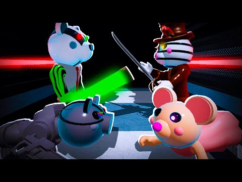 MOUSY'S WAR 6: THE FINALE - Piggy Movies