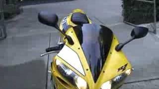 8. Yamaha R1 2006 Anniversary Edition