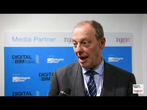 "img DIGITAL&BIM Italia | Bettini: ""Evento importante, confronto tra tutta la filiera"""