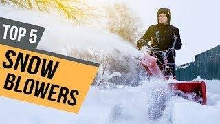 9. 5 Best Snow Blowers 2019 Reviews