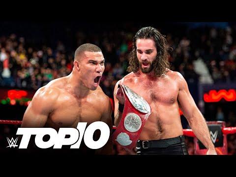 Oddball Tag Team Champions: WWE Top 10, Sept. 12, 2021