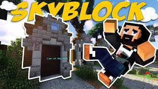 Minecraft Skyblock - EP07 - Layer Of The Yeti! (ChaosCraft)