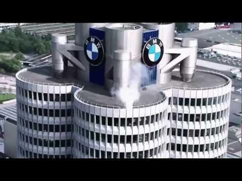 ☆ Stunt Bike Riding BMW Tower Chris Pfeiffer - New Carjam Radio 2011