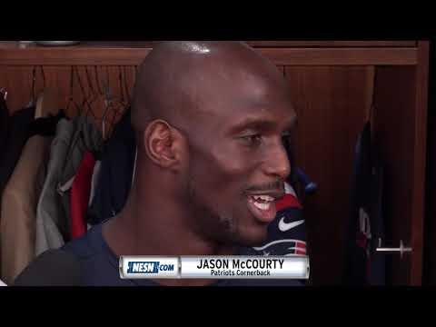 Video: Jason McCourty is focused on Week 16 Patriots vs. Bills