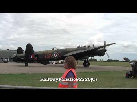 RAFBF East Kirkby Air Show 7th August 2010