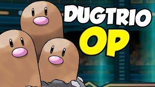 DUGTRIO OP! Pokemon Let's Go Dugtrio Moveset by Verlisify